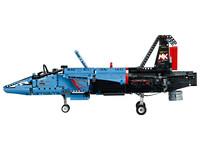 LEGO Technic 42066 - A-Modell Seitenansicht links