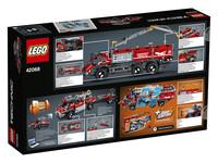 LEGO Technic 42068 - Box Rückseite