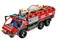 LEGO Technic 42068 - A-Modell Seitenansicht links