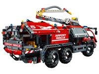 LEGO Technic 42068 - A-Modell Ladeluke offen