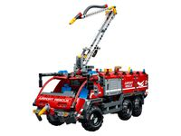 LEGO Technic 42068 - A-Modell Wasserwerfer