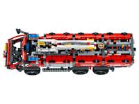 LEGO Technic 42068 - A-Modell Aufsicht