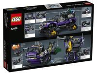 LEGO Technic 42069 - Box Rückseite
