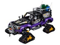 LEGO Technic 42069 - A-Modell Seitenansicht vorne links