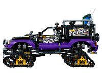 LEGO Technic 42069 - A-Modell Seitenansicht links
