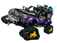 LEGO Technic 42069 - A-Modell Front mit Seilwinde
