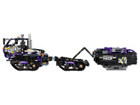 LEGO Technic 42069 - B-Modell Seitenansicht links