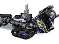 LEGO Technic 42069 - B-Modell Fahrerkabine gekippt