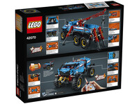 LEGO Technic 42070 - Box Rückseite