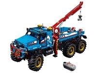 LEGO Technic 42070 - A-Modell Seitenansicht links
