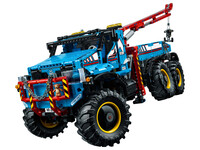 LEGO Technic 42070 - A-Modell Vorderansicht
