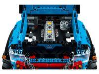 LEGO Technic 42070 - A-Modell Motorhaube offen