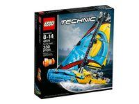 LEGO Technic 42074 - Rennyacht - Box