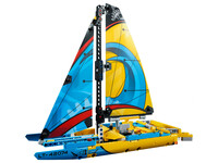 LEGO Technic 42074 - Rennyacht - B-Modell