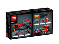 LEGO Technic 42075 - First Responder - Box Rückseite