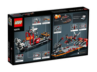 LEGO Technic 42076 - Luftkissenboot - Box Rückseite