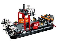 LEGO Technic 42076 - Luftkissenboot - A-Modell Seitenansicht rechts