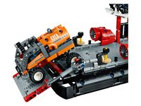LEGO Technic 42076 - Luftkissenboot - A-Modell Ladeluke offen