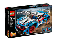 LEGO Technic 42077 - Rallyeauto - Box