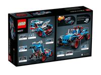 LEGO Technic 42077 - Box Rückseite