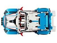 LEGO Technic 42077 - A-Modell Aufsicht
