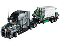 LEGO Technic 42078 - Truck Mack Anthem - A-Modell Seitenansicht links
