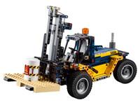 LEGO Technic 42079 - A-Modell Seitenansicht links