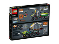 LEGO Technic 42080 - Box Rückseite