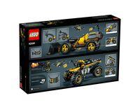 LEGO Technic 42081 - Box Rückseite
