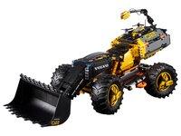 LEGO Technic 42081 - A-Modell Seitenansicht links