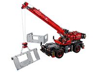 LEGO Technic 42082 - A-Modell Kran ausgefahren