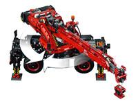 LEGO Technic 42082 - A-Modell Aufbau drehbar