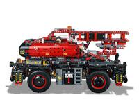 LEGO Technic 42082 - B-Modell Seitenansicht rechts