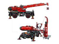 LEGO Technic 42082 - A-Model und B-Model