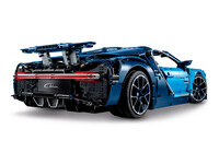 LEGO Technic 42083 - A-Modell Heck mit Spoiler