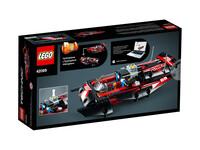 LEGO Technic 42089 - Box Rückseite