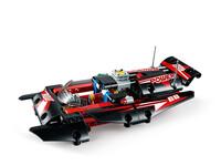 LEGO Technic 42089 - B-Modell Seitenansicht vorne links