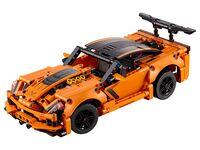 LEGO Technic 42093 - A-Modell Seitenansicht vorne links