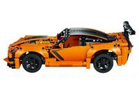 LEGO Technic 42093 - A-Modell Seitenansicht links