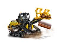 LEGO Technic 42094 - A-Modell Seitenansicht vorne rechts