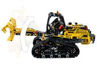 LEGO Technic 42094 - A-Modell Seitenansicht links