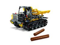 LEGO Technic 42094 - B-Modell Seitenansicht vorne links