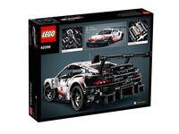 LEGO Technic 42096 - Box Rückseite