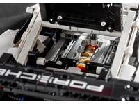 LEGO Technic 42096 - A-Modell Motorblock