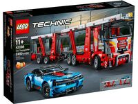 LEGO Technic 42098 - Box