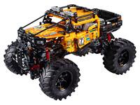 LEGO Technic 42099 - A-Modell Seitenansicht vorne links