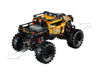 LEGO Technic 42099 - A-Modell Seitenansicht hinten rechts