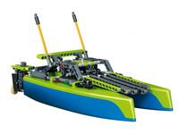 LEGO Technic 42105 - B-Modell Seitenansicht vorne rechts