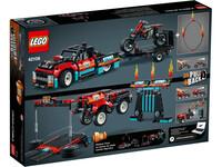 LEGO Technic 42106 - Box Rückseite