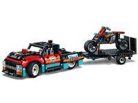 LEGO Technic 42106 - A-Modell Seitenansicht vorne links